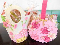 ①春ギフト(クッキー・サブレ詰め合わせ) ¥975~